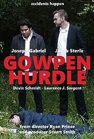 Jacob Sterle, Joseph Gabriel, and Stuart Smith in Gowpen Hurdle (2018)