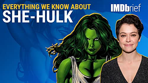 """Everything We Know About """"She-Hulk"""""""