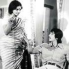 Kamal Haasan and Srividya in Apoorva Raagangal (1975)