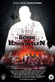 Der König der Kannibalen Poster