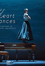 The Heart Dances - the journey of The Piano: the ballet Poster