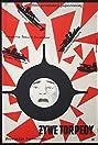 Ningen gyorai shutsugekisu (1956) Poster