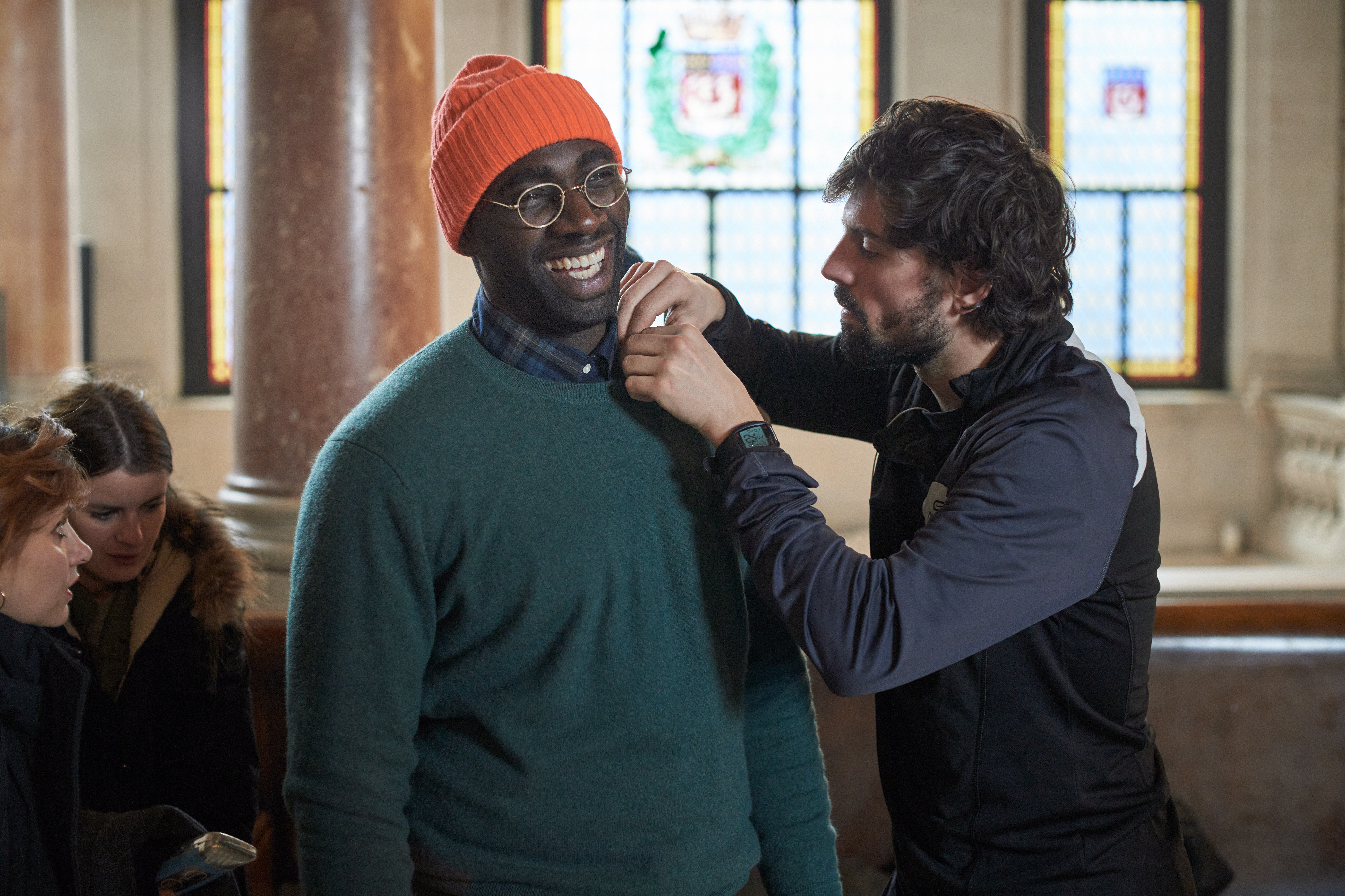 Omar Sy in Chapter 3 (2021)