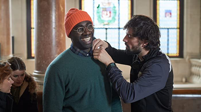Omar Sy in Lupin: Chapter 3 (2021)