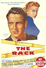 The Rack (1956) Poster - Movie Forum, Cast, Reviews