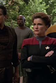 Star Trek Voyager Caretaker Tv Episode 1995 Imdb