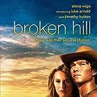 Alexa PenaVega and Luke Arnold in Broken Hill (2009)
