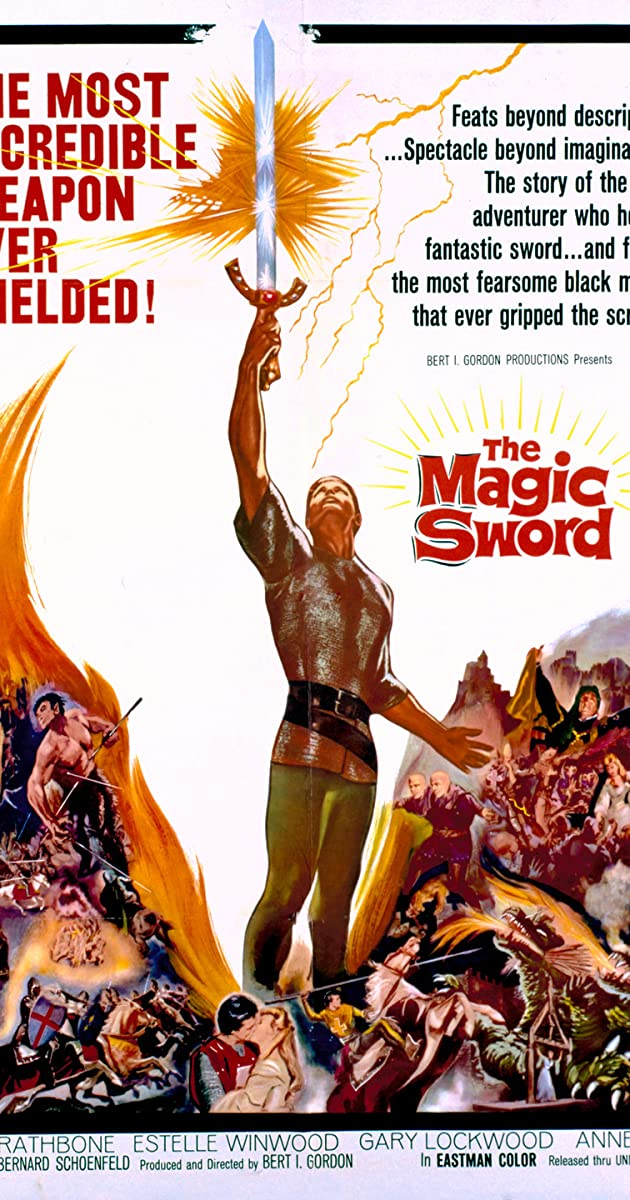 The Magic Sword (1962) - IMDb