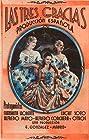 Las tres gracias (1936) Poster