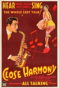 Nancy Carroll and Charles 'Buddy' Rogers in Close Harmony (1929)