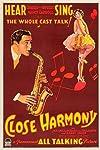 Close Harmony (1929)