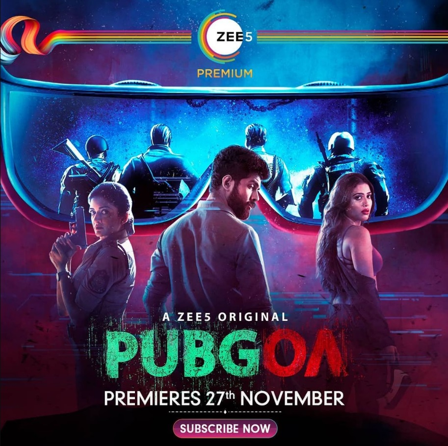 Pubgoa 2020 S01 Tamil Complete Zee5 Web Series 720p HDRip 1.5GB Download