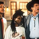 Whoopi Goldberg, Will Smith, and Ted Danson in Made in America (1993)