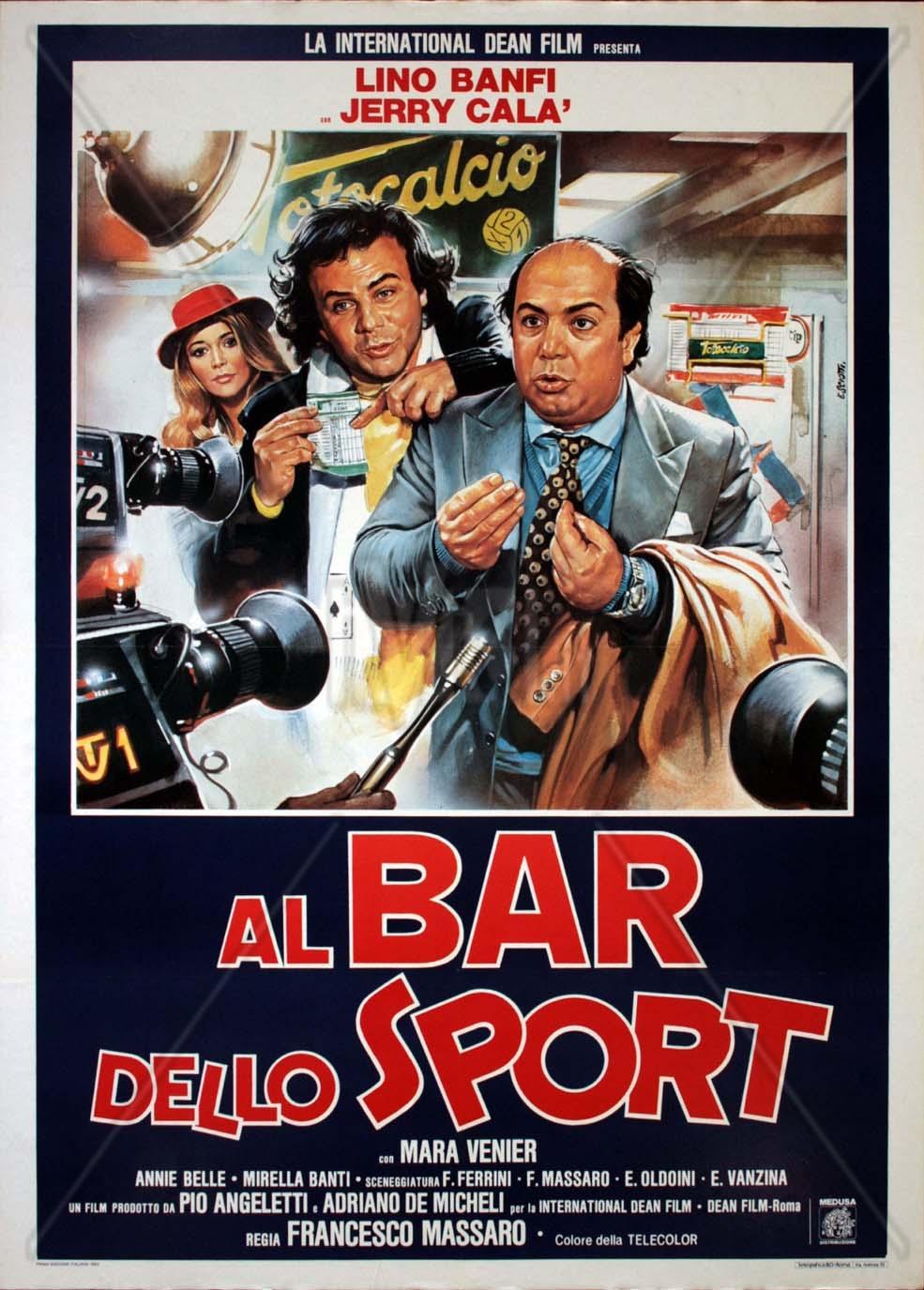 Al Bar Dello Sport 1983 Imdb