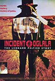 Incident at Oglala Poster