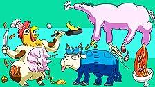 The Ultimate Farm Animals (con Lisa Hanawalt)