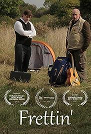 Frettin' Poster