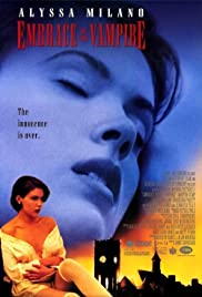 Embrace of the Vampire (1995) Poster - Movie Forum, Cast, Reviews