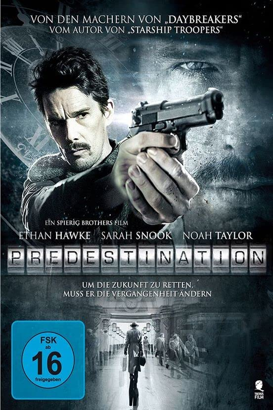 Predestination (2014) Hindi Dubbed