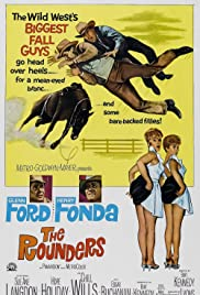 The Rounders(1965) Poster - Movie Forum, Cast, Reviews
