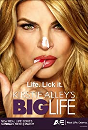 Kirstie Alley's Big Life Poster
