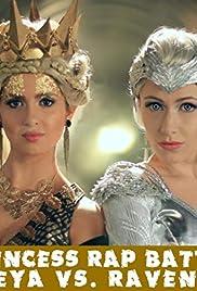 Freya vs. Ravenna Poster