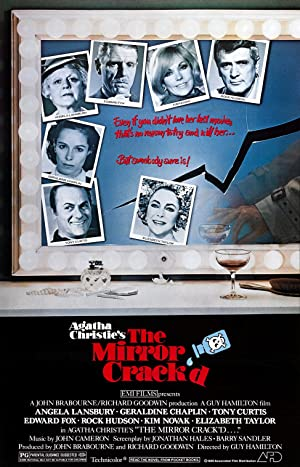 The Mirror Crack'd Poster Image