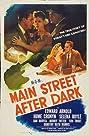 Main Street After Dark (1945) Poster