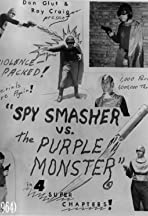 Spy Smasher vs. The Purple Monster