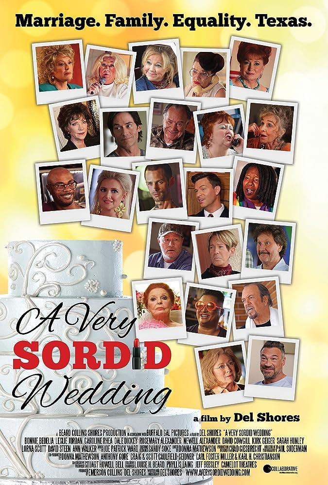 Whoopi Goldberg, Bonnie Bedelia, Caroline Rhea, Dale Dickey, Leslie Jordan, and Emerson Collins in A Very Sordid Wedding (2017)