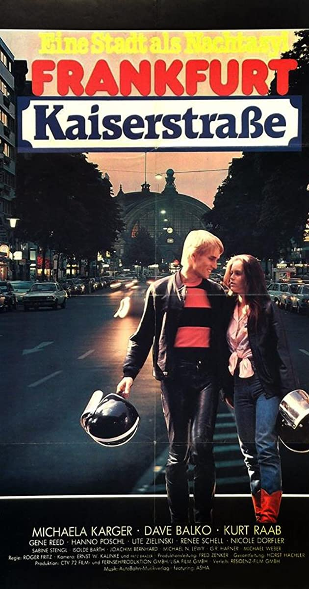 Frankfurt: The Face of a City (1981)