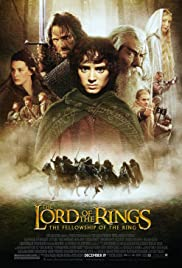 The Lord of the Rings: The Fellowship of the Ring (2001) Poster - Movie Forum, Cast, Reviews