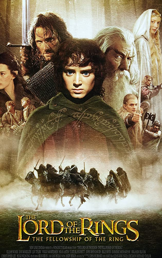 Free Download The Lord of the Rings: The Fellowship of the Ring Full Movie