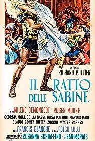 Il ratto delle sabine (1961) Poster - Movie Forum, Cast, Reviews