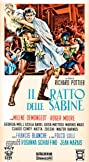 Romulus and the Sabines (1961) Poster