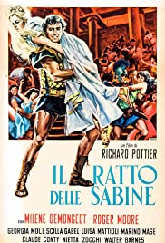 Romulus and the Sabines (1961) Poster - Movie Forum, Cast, Reviews