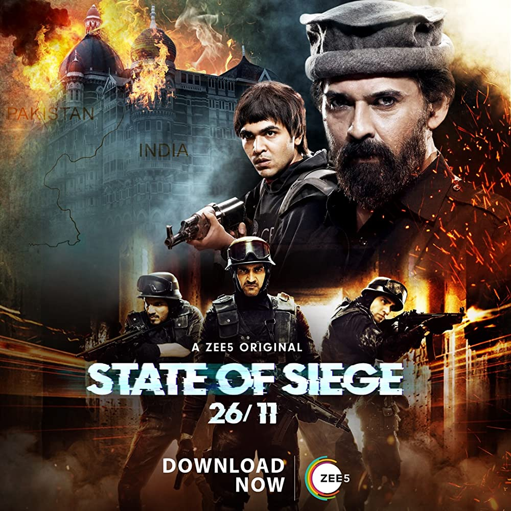 State of Siege: 26/11 (2020) Hindi Season 1 Complete
