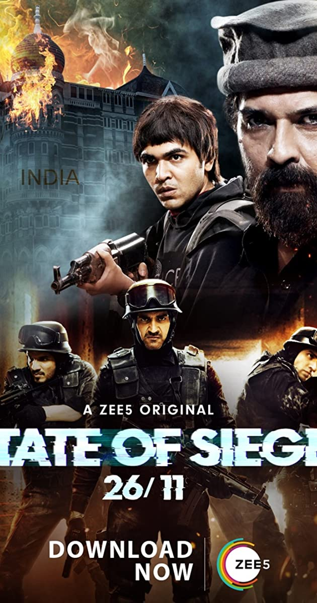 descarga gratis la Temporada 1 de State of Siege: 26/11 o transmite Capitulo episodios completos en HD 720p 1080p con torrent