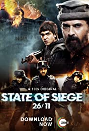 State of Siege 26-11: Season 01 (Tamil)