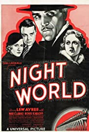 Night World Poster