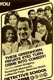 Detective School Poster