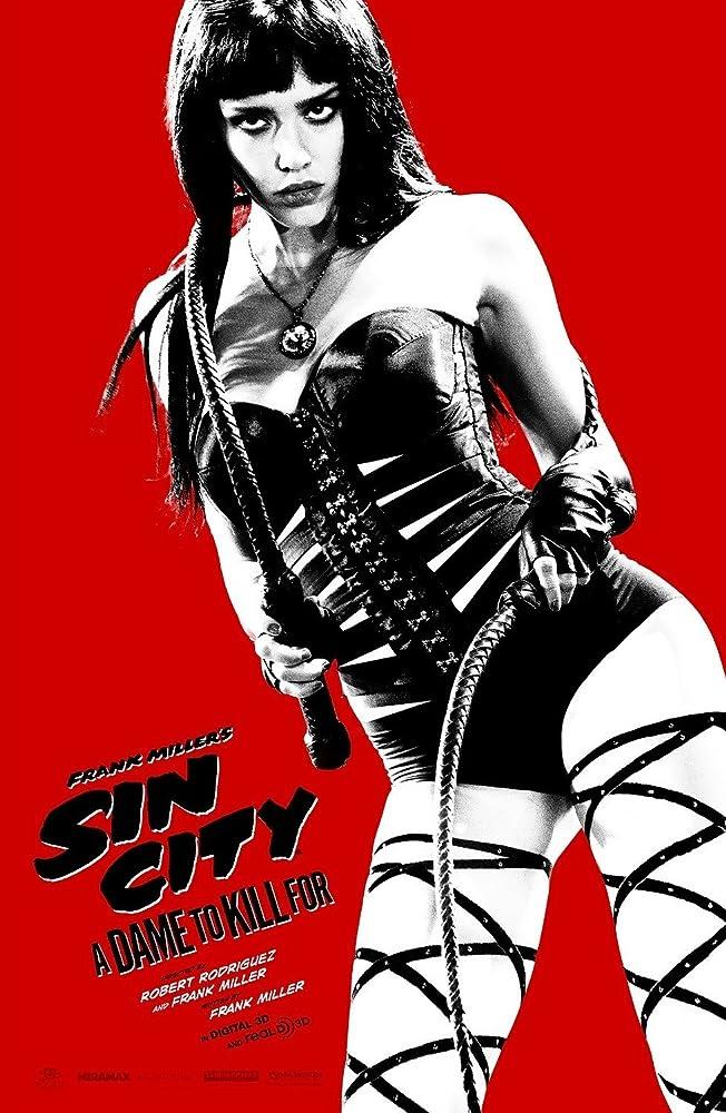 18+ Sin City 2 A Dame to Kill For (2014) 720p  [Hindi DD2.0 + English]