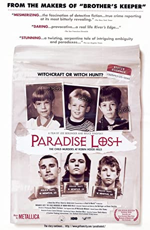 Where to stream Paradise Lost: The Child Murders at Robin Hood Hills