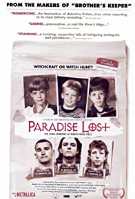 Primary photo for Paradise Lost: The Child Murders at Robin Hood Hills