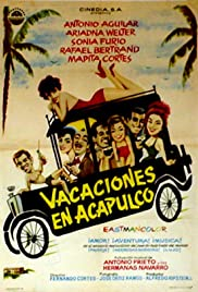 Vacations in Acapulco Poster