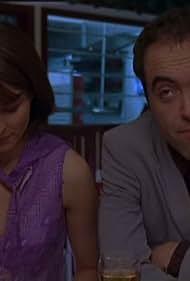 Helen Baxendale and James Nesbitt in Cold Feet (1997)