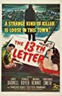 The 13th Letter (1951) Poster