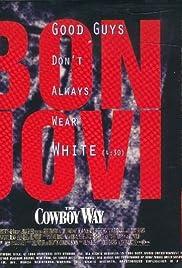 Bon Jovi: Good Guys Don't Always Wear White Poster