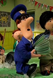 Postman Pat and the Crazy Crockery Poster