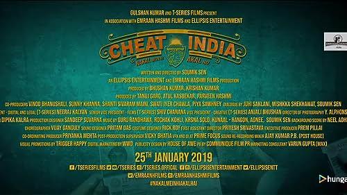 Cheat India - Movie Trailer